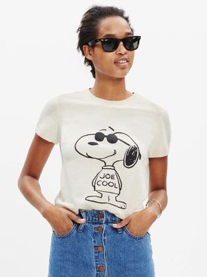 The Madewell x Peanuts Collection Is Way Too Cute