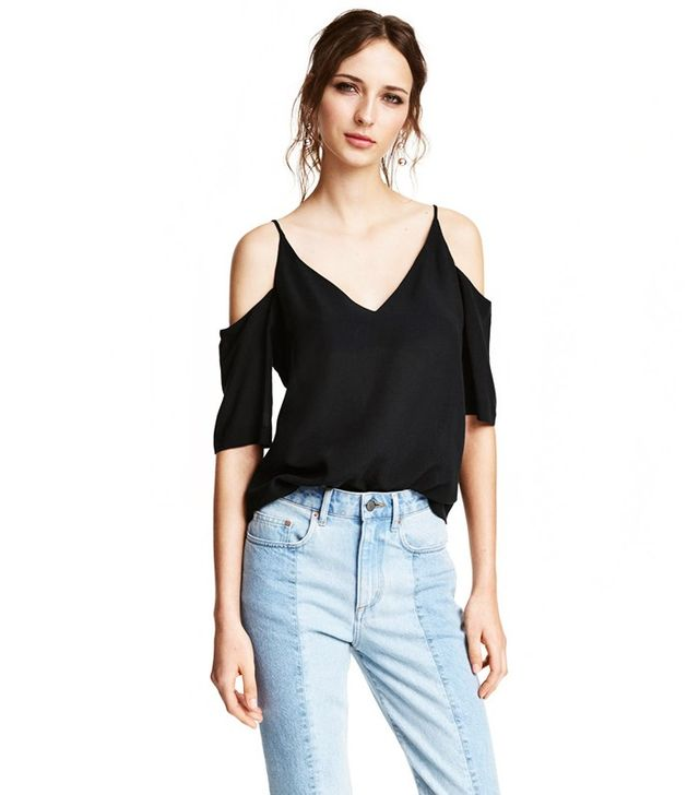 H&M Open-Shoulder Top