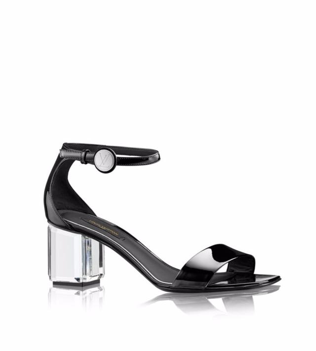 Louis Vuitton Moonlight Sandals