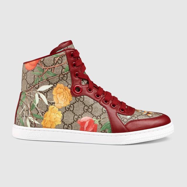 Gucci Tian High-Top Sneakers