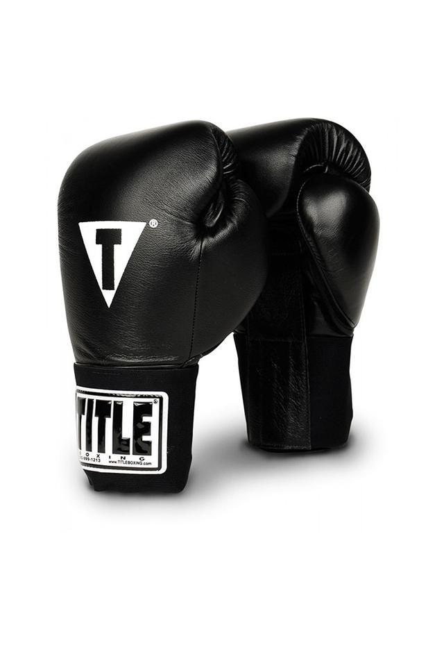 Title Boxing Professional Elastic Training Gloves