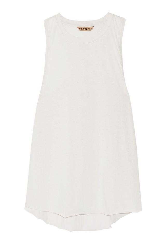 Olympia Activewear Petra Cotton-Jersey Tank