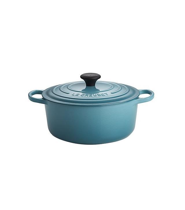 Le Creuset Signature Cast-Iron Round Dutch Oven