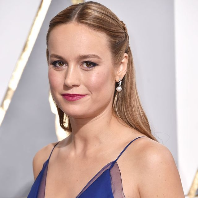 Brie Larson Just Debuted Her New Engagement Ring