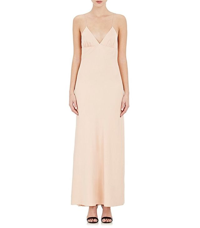 Brock Collection Satin Slip Dress