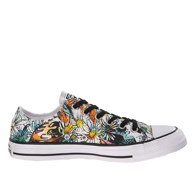 Converse Chuck Taylor All Star Ox Daisy Print Sneakers