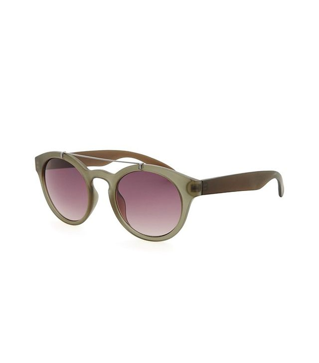 Old Navy Notched-Bar Sunglasses