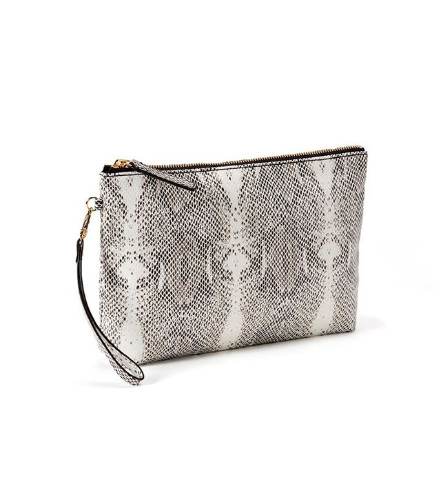 Old Navy Faux Leather Clutch
