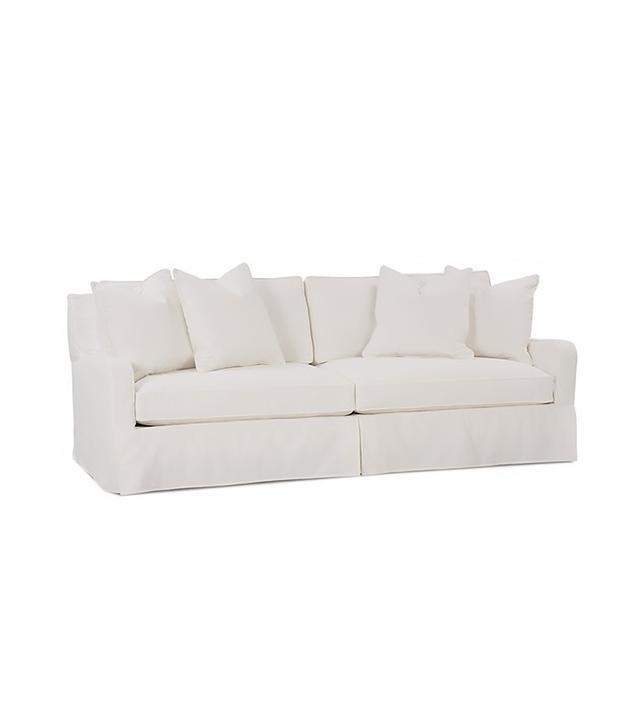 One Kings Lane Havens Slipcovered Sofa