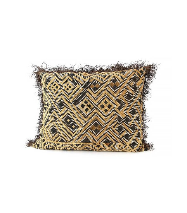 Amber Interiors Congo Pillow