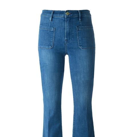 Le Bardot Jeans