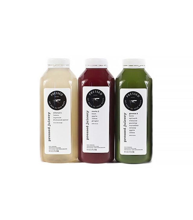 Pressed Juicery Build Your Own Sampler