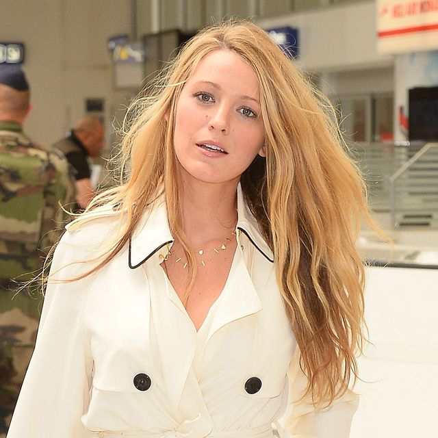 Blake Lively Makes Head-to-Toe White Look SO Easy