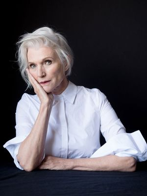 You Need to See This 68-Year-Old Model's Stunning Shoot