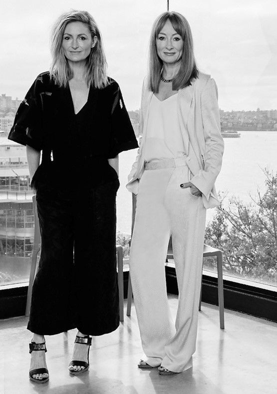 Who What Wear Australia: What do you love about showing your collections at Fashion Week Australia? Alexandra and Genevieve Smart: For us, runway shows are about expressing our ultimate creative...