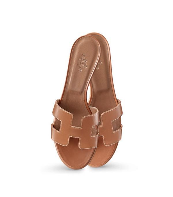 The Herm 232 S Oran Sandals Bloggers Love Whowhatwear Uk