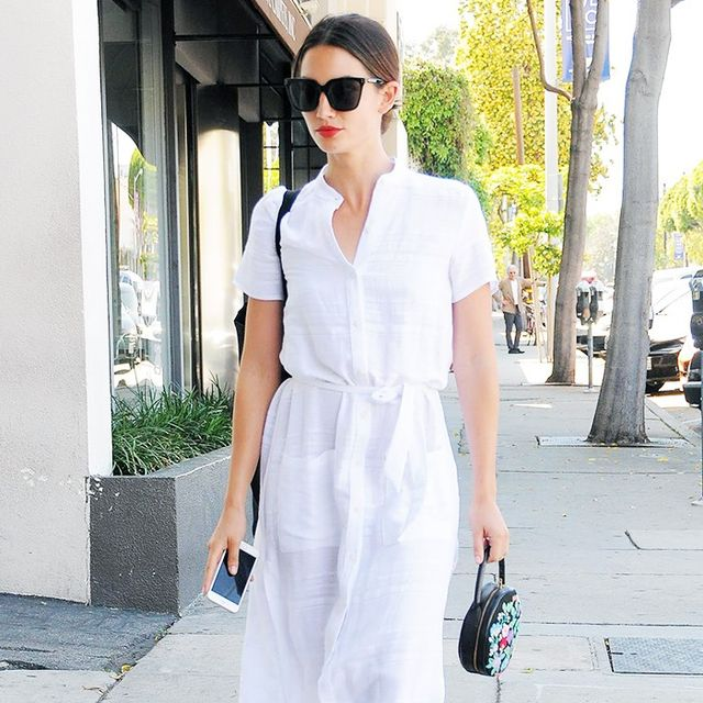 Dress and Loafers: Meet Your New Favourite Summer Office Outfit