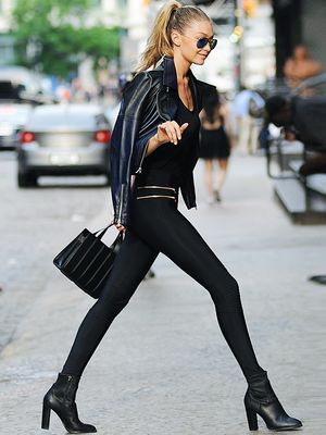 Jeggings and Leggings: What's Acceptable Now?