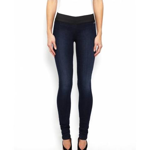 Zebra Legging Skinny Jeans