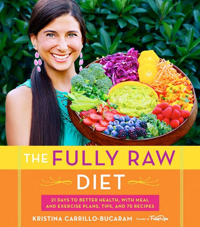 Fruitarian diet: The Fully Raw Diet