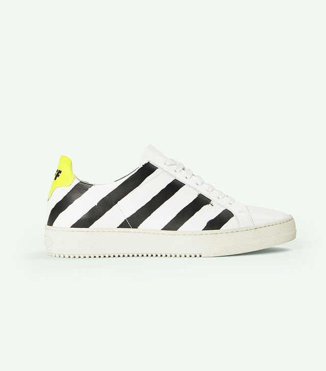 Off-White Spray Paint Sneakers