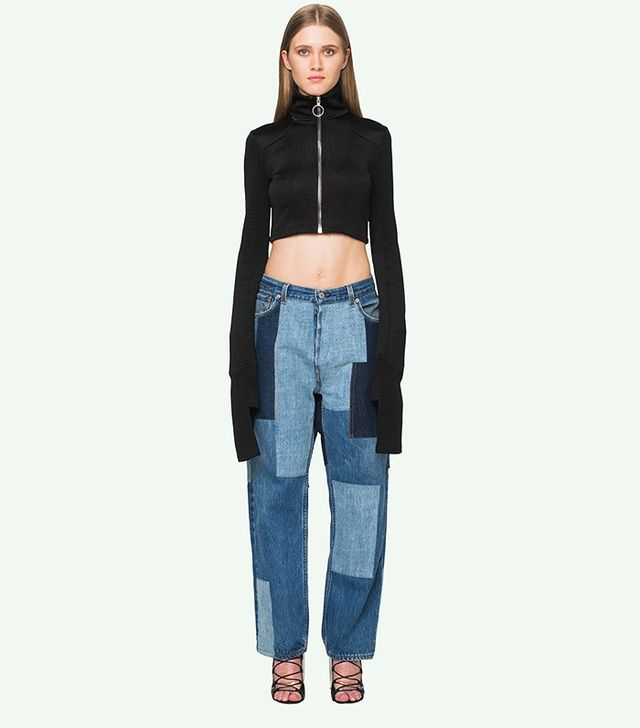 Off-White Patches Pant