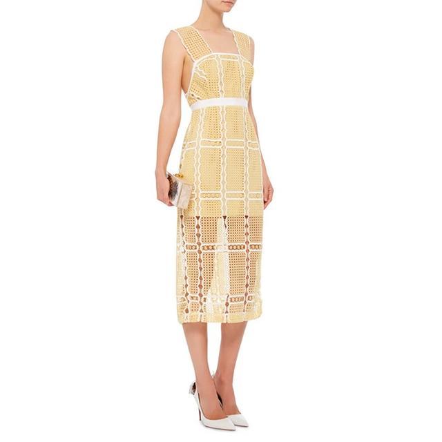 Alice McCall Can't Compare Midi Dress