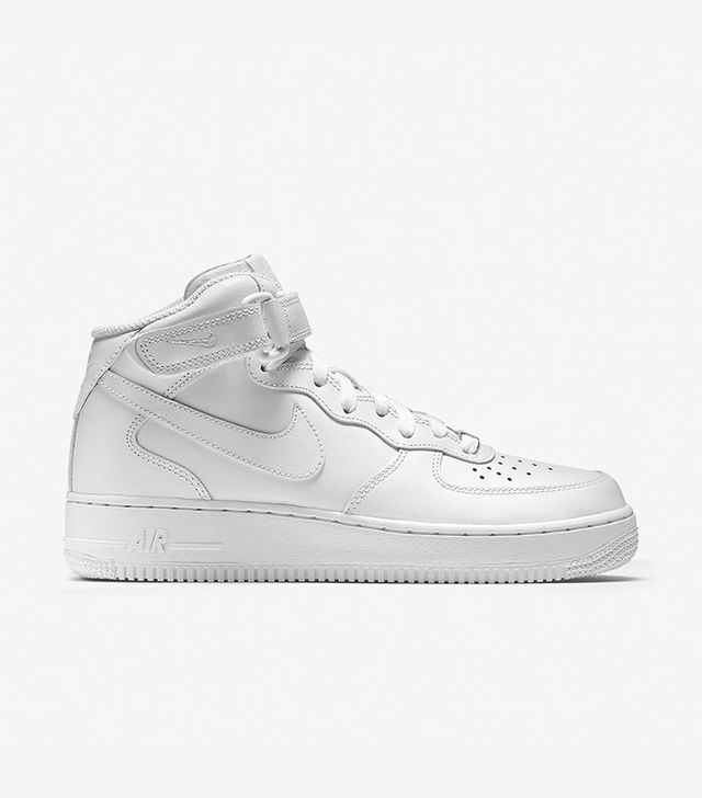 Nike Air Force 1 Mid 07 Leather Sneaker