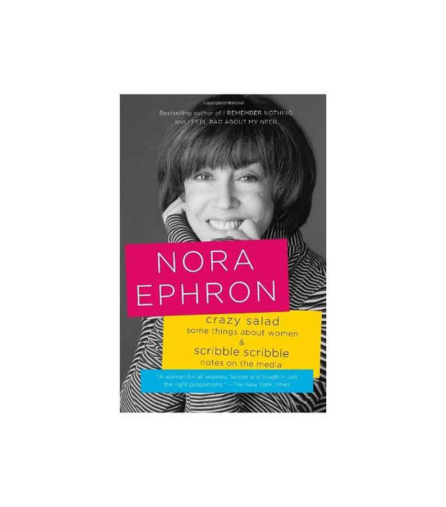 Nora ephron essays crazy salad
