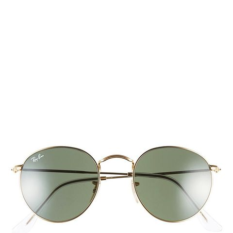 50mm Rounded Sunglasses