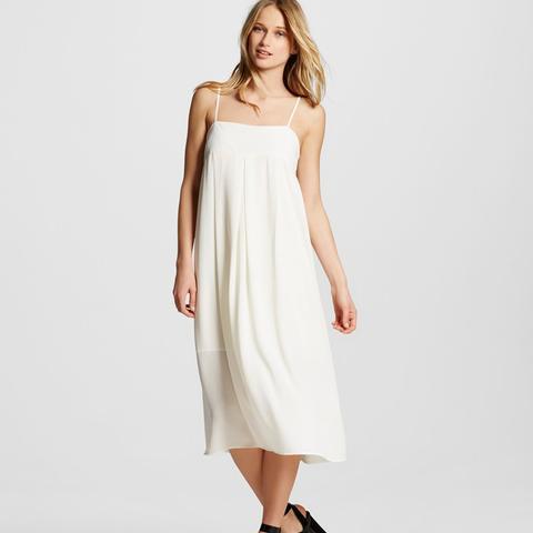 Women's Apron Slip Dress