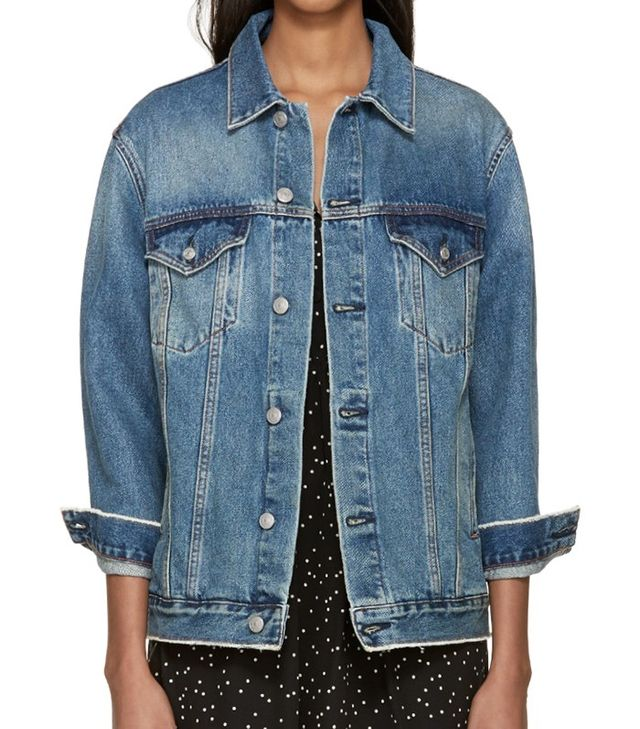 Earnest Sewn Blue Denim Cecil Jacket