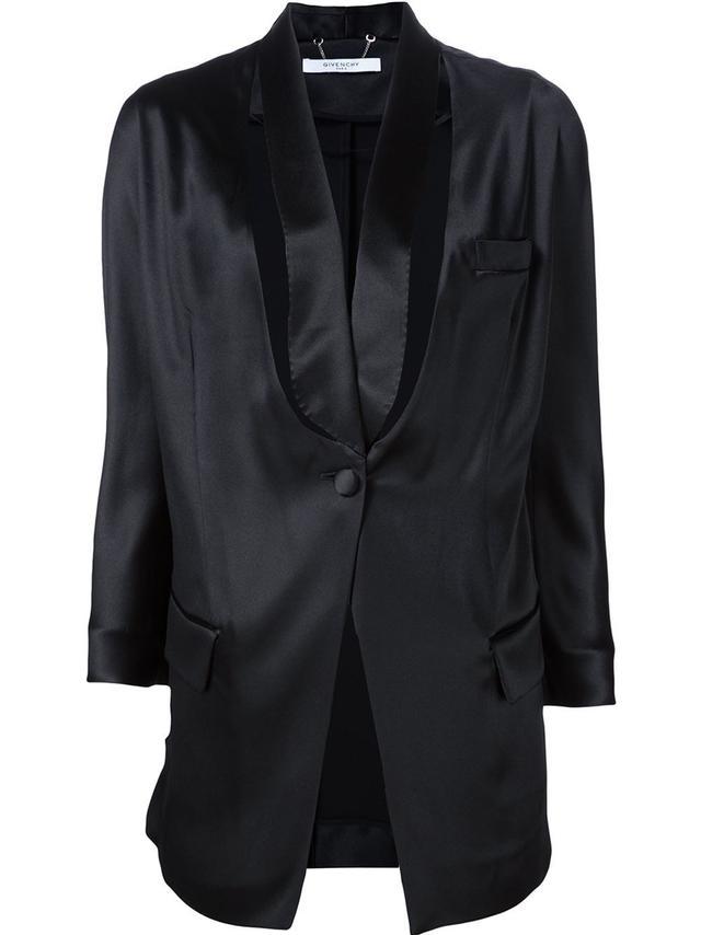 Givenchy Deconstructed Tuxedo Jacket