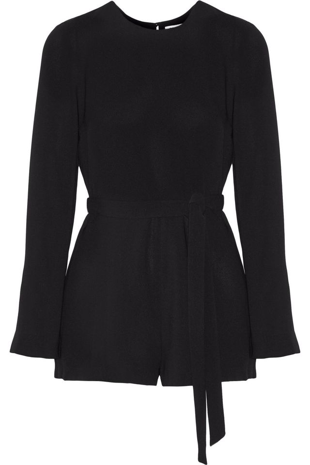 Elizabeth and James Lucille Crepe Playsuit