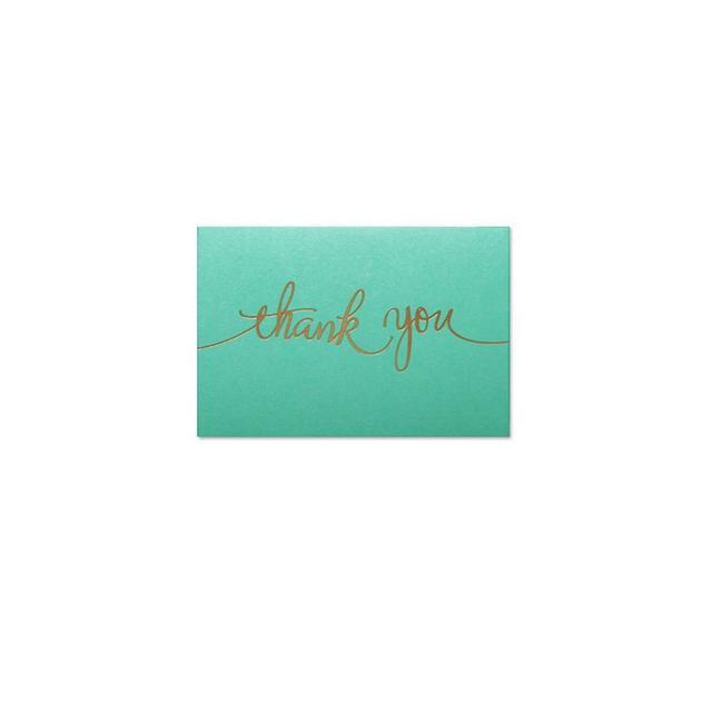 Papier D'Amour Thank You Card