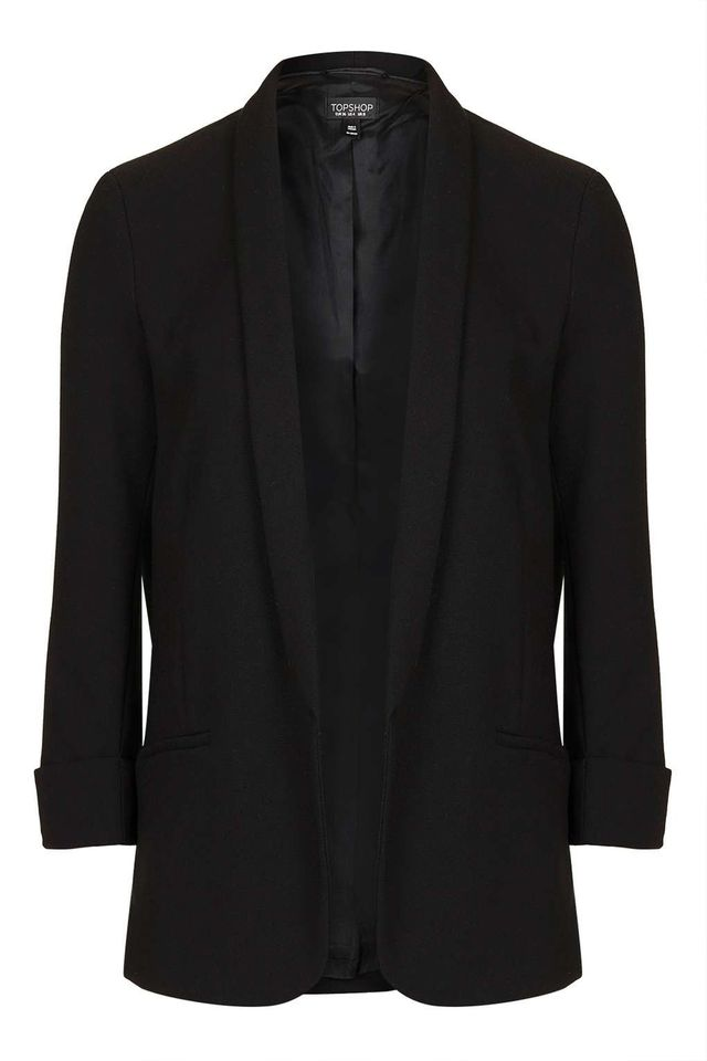 Topshop Girlfriend Blazer