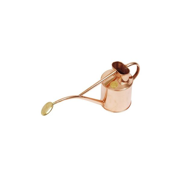 Outdoor Terrace Copper Watering Can