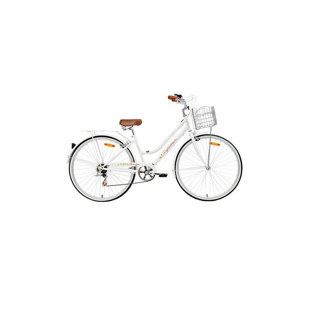 Target Cyclops Women's Vintage Bike 72cm - White