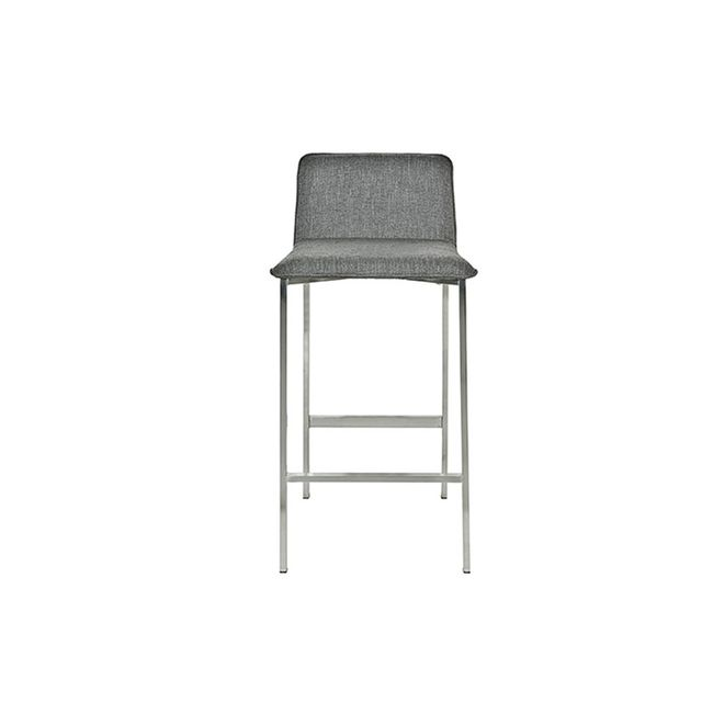 Freedom Signature Essentials Bar Stool in Facade Charcoal