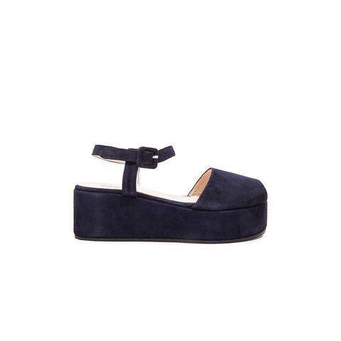 Tine Platform Sandals