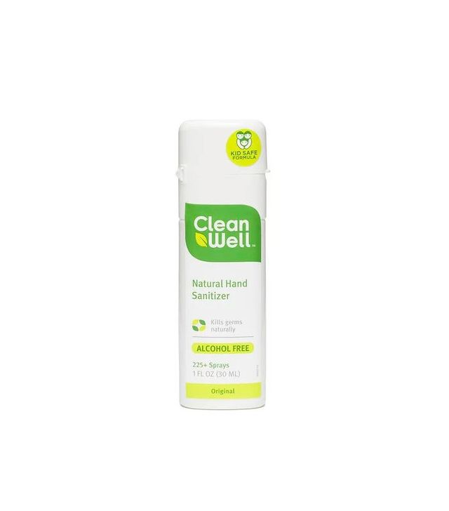CleanWell Natural Hand Sanitizer
