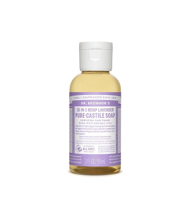 Dr. Bronner Lavender Pure Castile Liquid Soap