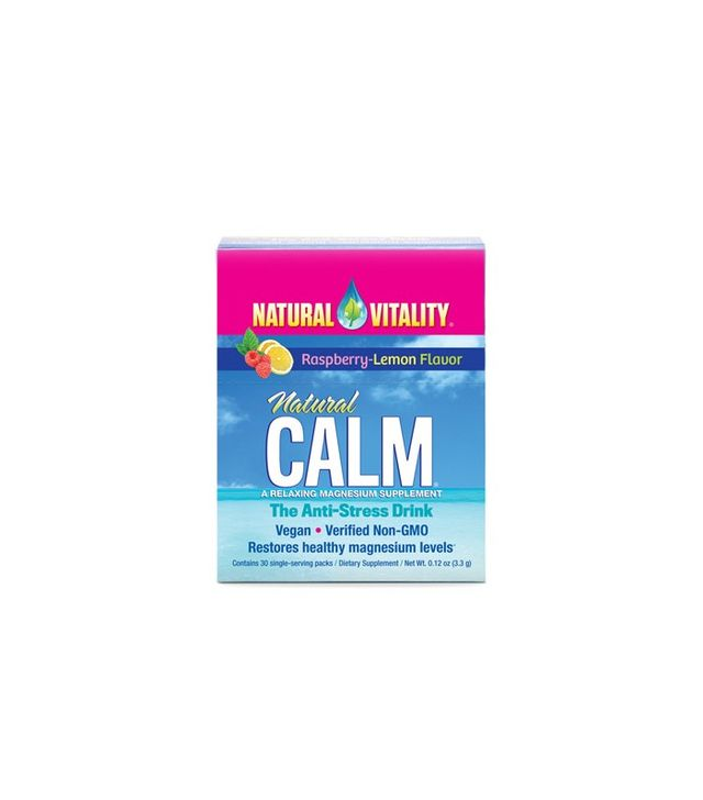Natural Vitality Natural Calm The Anti-Stress Drink Travel Packets