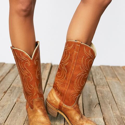 '70s Cowboy Boots
