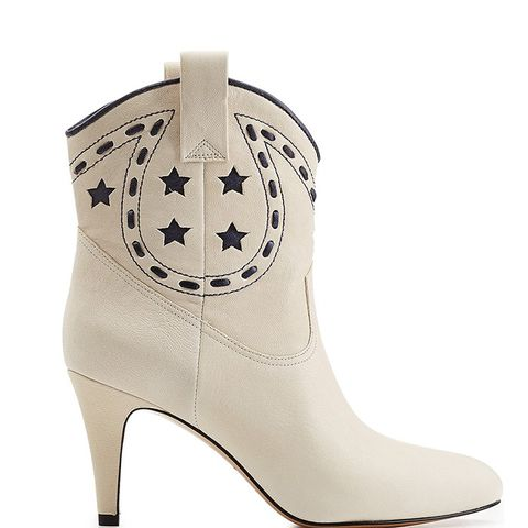 Georgia Leather Cowboy Boots