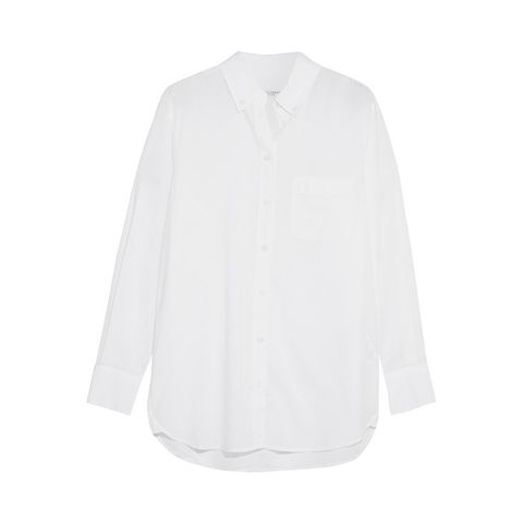 Margaux Cotton-Poplin Shirt