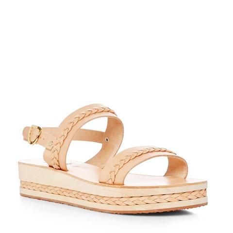 Amphipolis Platform Sandals