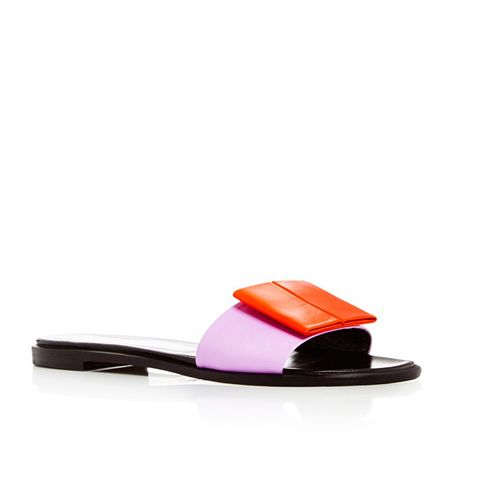 Obi Leather Sandals