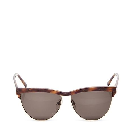 Buenos Aires Brown Mother of Pearl Sunglasses