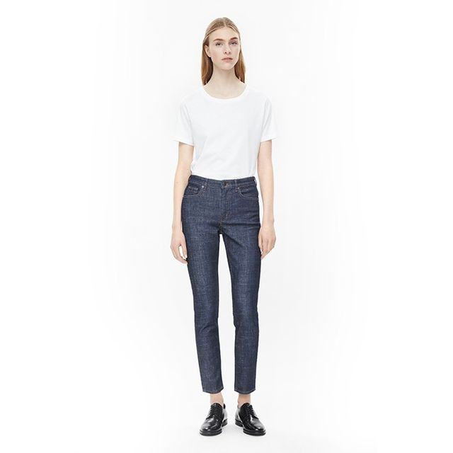 COS Tapered Slim-Fit Jeans